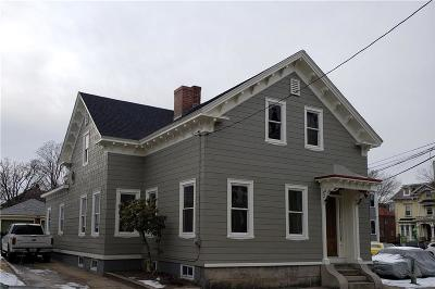 Providence Single Family Home Act Und Contract: 13 Pallas St
