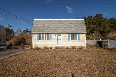 Westerly Single Family Home Act Und Contract: 23 Sandy Lane
