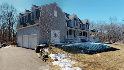 Cranston Single Family Home For Sale: 33 Primrose Dr