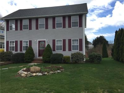 Narragansett Single Family Home For Sale: 7 Riptide Rd