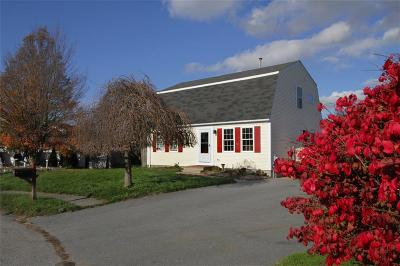 Middletown Single Family Home For Sale: 23 High Meadow Ct