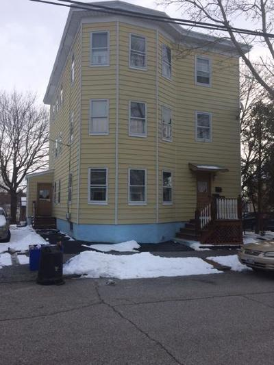 Bristol County Multi Family Home Act Und Contract: 6 Second School St
