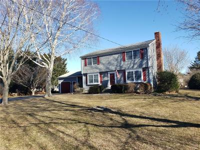 Portsmouth Single Family Home Act Und Contract: 11 Hillcrest Rd