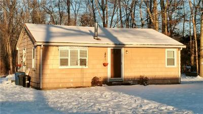 Newport County Single Family Home Act Und Contract: 44 Restful Valley Rd
