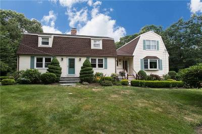 Single Family Home For Sale: 44 Plantation Dr