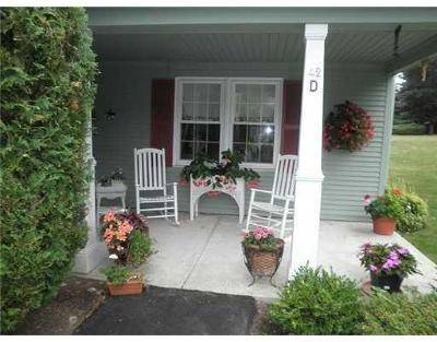 North Providence Condo/Townhouse For Sale: 42 Knoll Pl, Unit#d #D