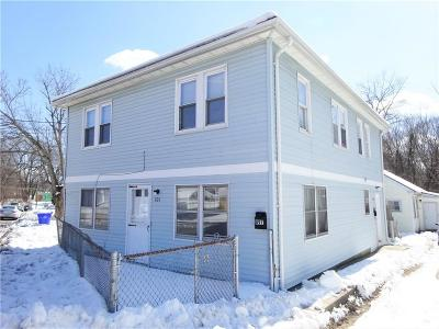 West Warwick Multi Family Home For Sale: 897 - 899 Main St