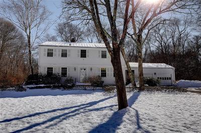 Bristol County Single Family Home Act Und Contract: 19 Oak Manor Dr