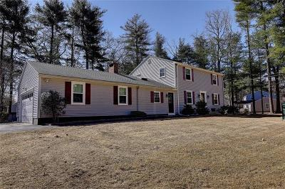 Seekonk Single Family Home For Sale: 65 Peep Toad Rd