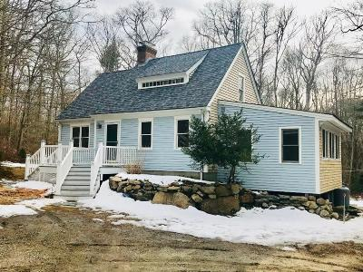 Newport County Single Family Home For Sale: 113 Stone Church Rd