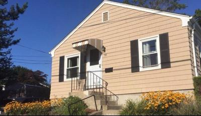 Pawtucket Single Family Home For Sale: 59 Frank St