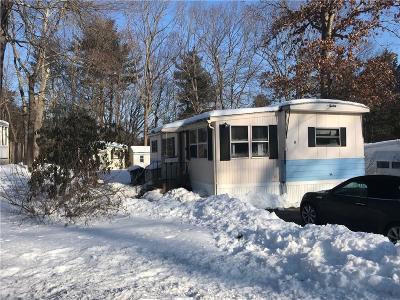 Burrillville Single Family Home For Sale: 14 Woodridge Dr