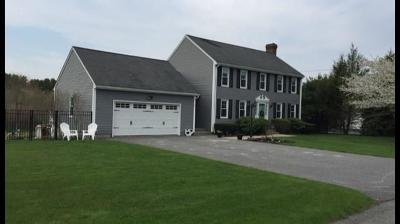 Seekonk Single Family Home For Sale: 18 Wagonwheel Dr