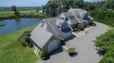 Westerly Single Family Home For Sale: 81 Ocean View Hwy