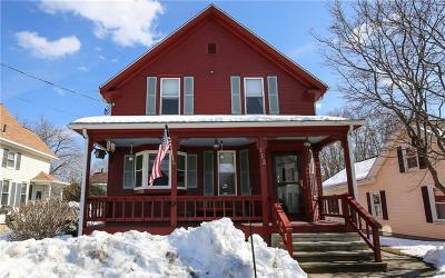 Woonsocket Single Family Home For Sale: 112 Coe St