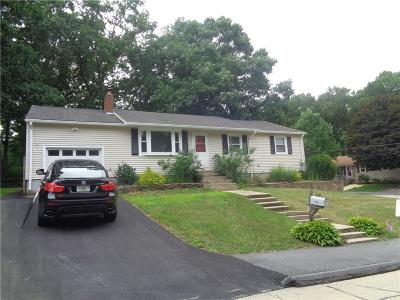 Coventry Single Family Home For Sale: 14 Baylor Dr
