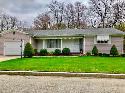 Woonsocket Single Family Home For Sale: 32 Rose Av
