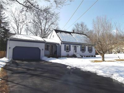 Bristol Single Family Home Act Und Contract: 50 Narrows Rd