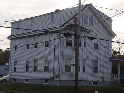 Cranston Multi Family Home For Sale: 1624 Elmwood Av