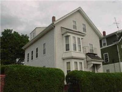 Central Falls Multi Family Home Act Und Contract: 556 Lonsdale Av