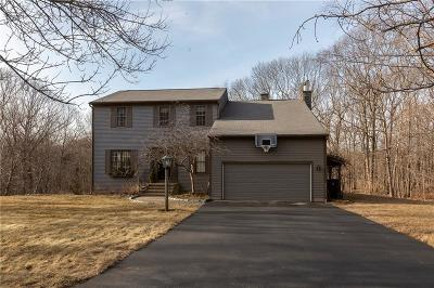 North Kingstown Single Family Home Act Und Contract: 156 Village Hill Lane