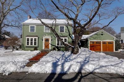 East Providence Single Family Home Act Und Contract: 18 Derman St