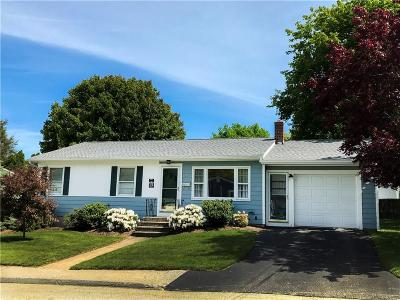 Coventry Single Family Home For Sale: 24 Linwood Dr