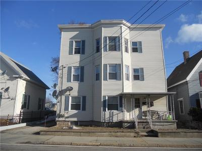 Woonsocket Multi Family Home For Sale: 502 Diamond Hill Rd