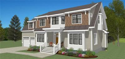 Jamestown Single Family Home For Sale: 215 Seaside Dr