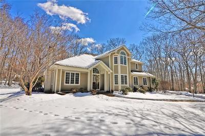 Scituate Single Family Home For Sale: 96 Suddard Lane