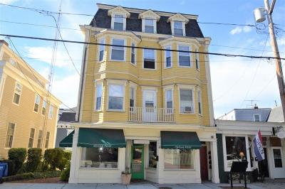 Newport Condo/Townhouse Act Und Contract: 235 Spring St, Unit#4 #4