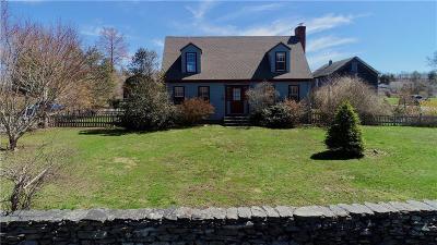 Newport County Single Family Home For Sale: 366 Paradise Av