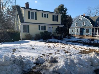 Washington County Single Family Home Act Und Contract: 30 Upper College Rd