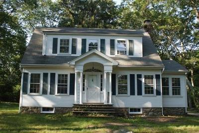 South Kingstown Single Family Home Act Und Contract: 2868 Kingstown Rd