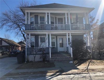 Johnston Multi Family Home For Sale: 36 Manuel Av