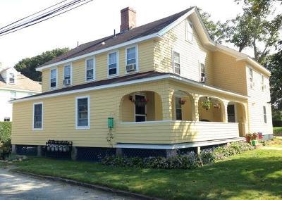 Narragansett Multi Family Home For Sale: 16 Mathewson St