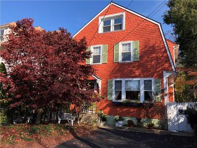East Side Of Prov RI Single Family Home For Sale: $549,000