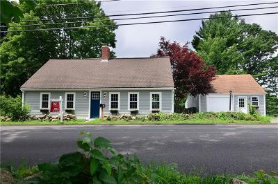 Scituate Single Family Home For Sale: 232 Seven Mile Rd