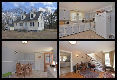 Hopkinton Single Family Home For Sale: 156 Alton Bradford Rd