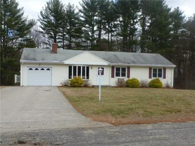 Glocester Single Family Home Act Und Contract: 12 Glenn Dr