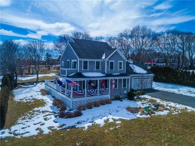 Portsmouth Single Family Home Act Und Contract: 53 Hamilton Dr