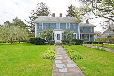 Providence County Single Family Home For Sale: 284 Pleasant St