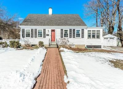 Newport Single Family Home Act Und Contract: 8 Eadie St