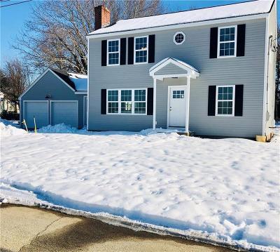 Bristol County Single Family Home For Sale: 9 Denver Av