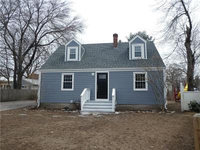 Kent County Single Family Home For Sale: 124 Hiawatha St