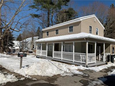 Coventry Multi Family Home For Sale: 38 Wood St
