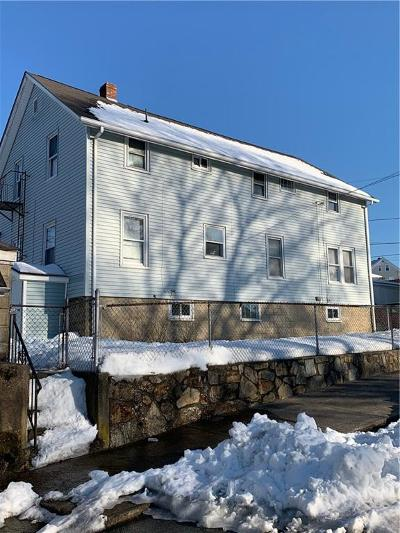 Johnston Multi Family Home Act Und Contract: 25 John St