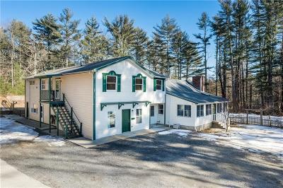 Scituate Single Family Home For Sale: 426 Carpenter Rd
