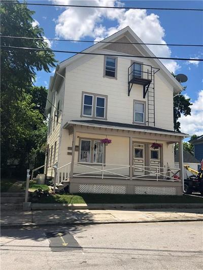Central Falls Multi Family Home For Sale: 14 Brook St