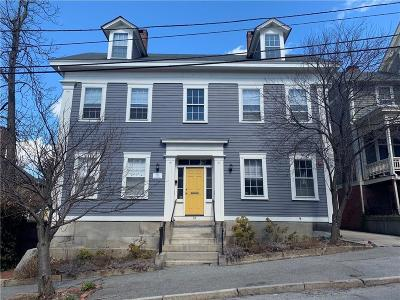East Side Of Prov RI Condo/Townhouse For Sale: $250,000